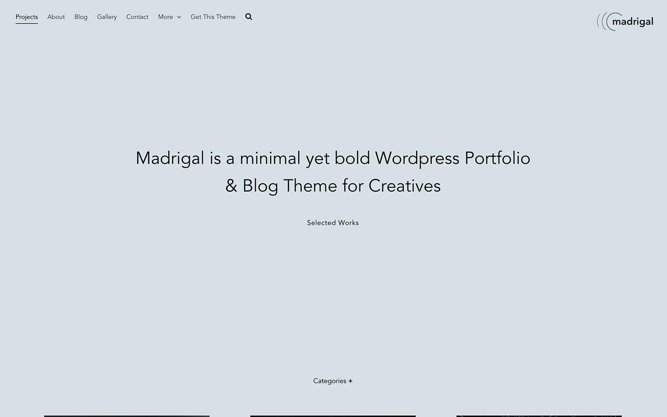 Projects_-_Madrigal